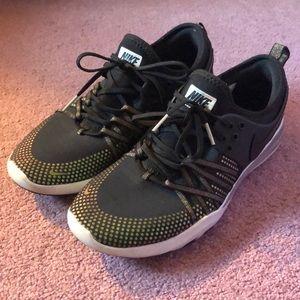 Black Nike Free Sneakers size 7